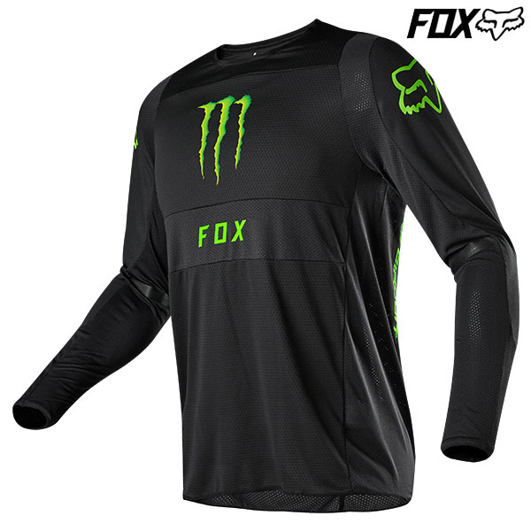 FOX RACING 〔通販限定〕  24384-001 360ジャージ モンスター/PC ブラック