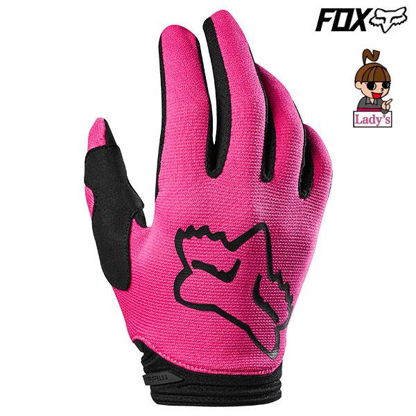 FOX RACING FOX 20 ダートパウ ウーマンズグローブ 23965 PRIX PNK