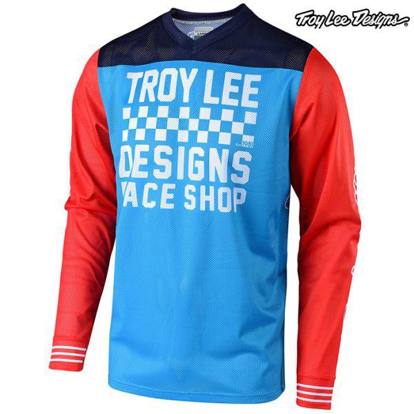 Troy Lee Designs 19-20 GP エアー ジャージ RACESHOP OCEAN