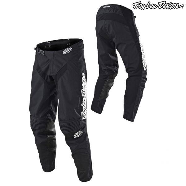 Troy Lee Designs 〔通販限定〕 19-20 GP パンツ MONO BLACK