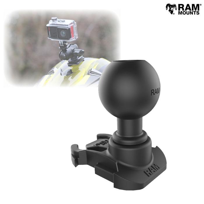 RAM MOUNTS GoProベースマウント用アダプタ RAP-B-202U-GOP2