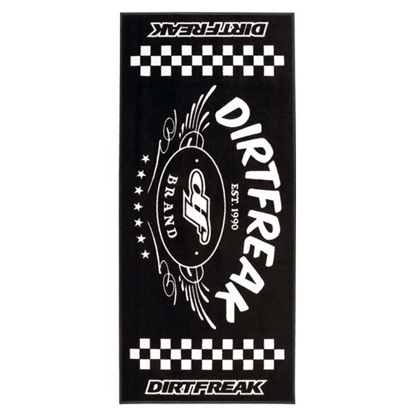 DIRTFREAK DK241-D02 レーシングマット フロア 100x220cm DF-2 Vintage