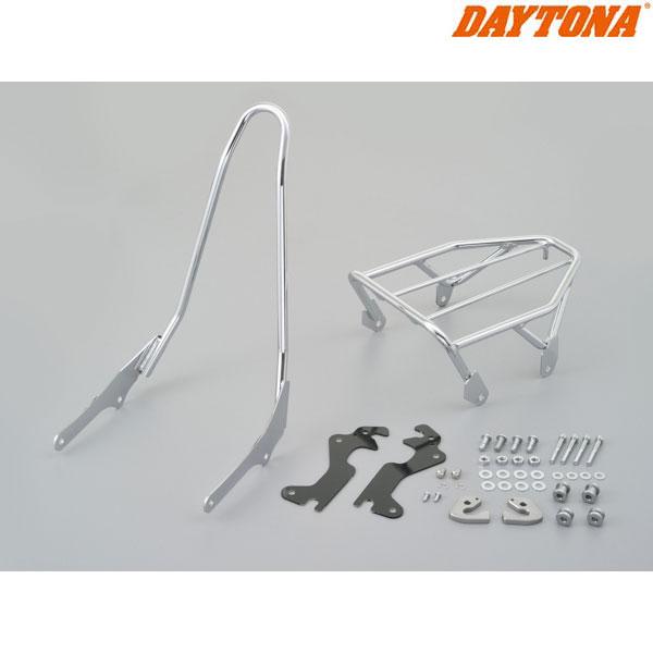 DAYTONA 99996 リンキングラック フルパッケージ LOW/クロームメッキ