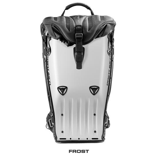 Point 65 Packs 【オリジナルポーチプレゼント】正規輸入品 BOBLBEE 25L GTX ハードシェル バックパック フロスト