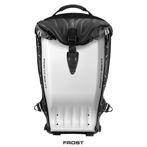 Point 65 Packs 【オリジナルポーチプレゼント】正規輸入品 BOBLBEE 20L GTX ハードシェル バックパック フロスト