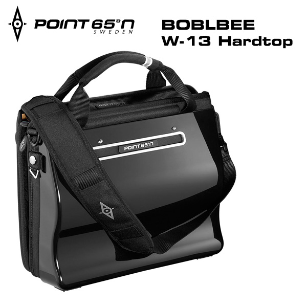Point 65 Packs 正規輸入品 BOBLBEE W-13 Hardtop ハードトップ  ブラック