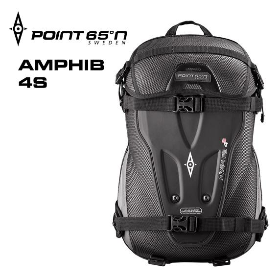 Point 65 Packs 正規輸入品 Amphib アンフィブ 4S バックパック ブラック