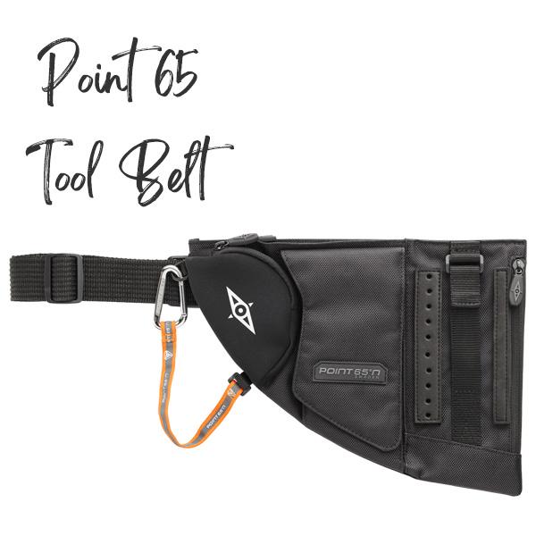 Point 65 Packs 正規輸入品 Tool Belt ツール ベルト ヒップバッグ ブラック