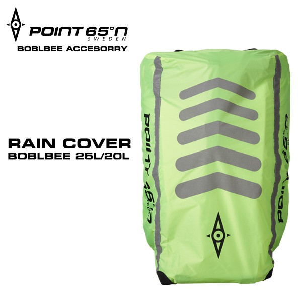 Point 65 Packs 正規輸入品 Rain Cover レインカバー Boblbee 20L