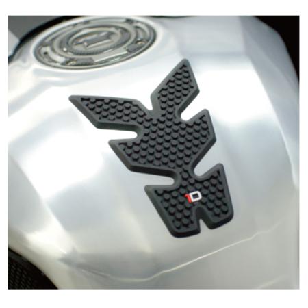 ROUGH&ROAD print タンクパッド HDR9 ブラック
