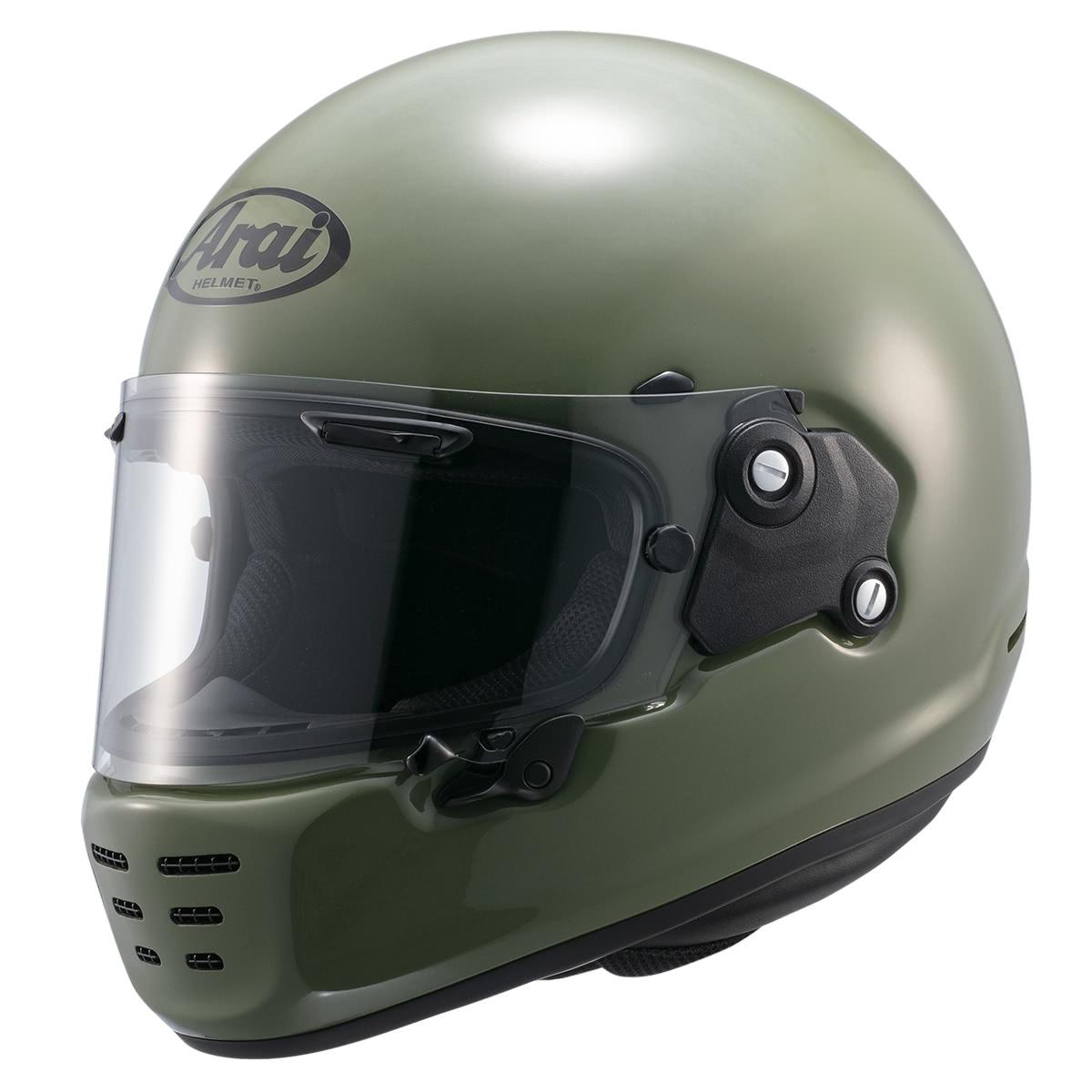 Arai アライヘルメット〈南海オリジナル〉RAPIDE-NEO LTD モスグリーン  フルフェイスヘルメット