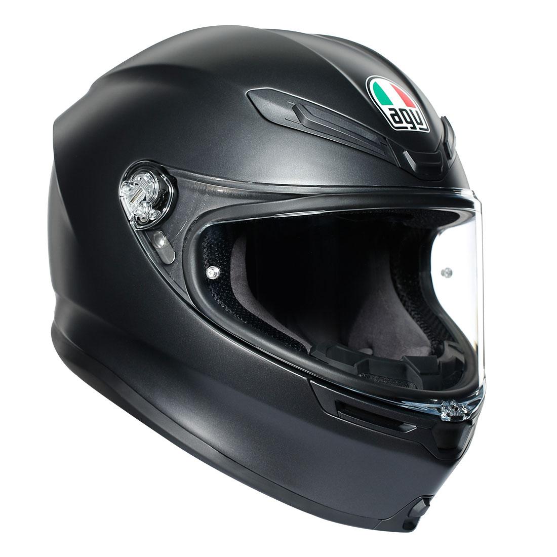 AGV AGVヘルメット K6 002-MATT BK