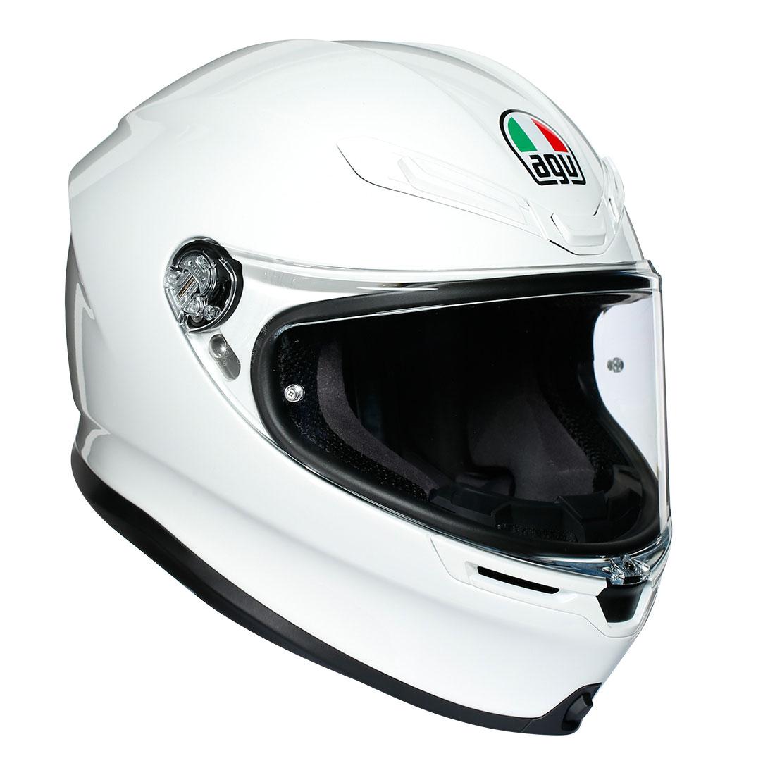 AGV AGVヘルメット K6 003-WH
