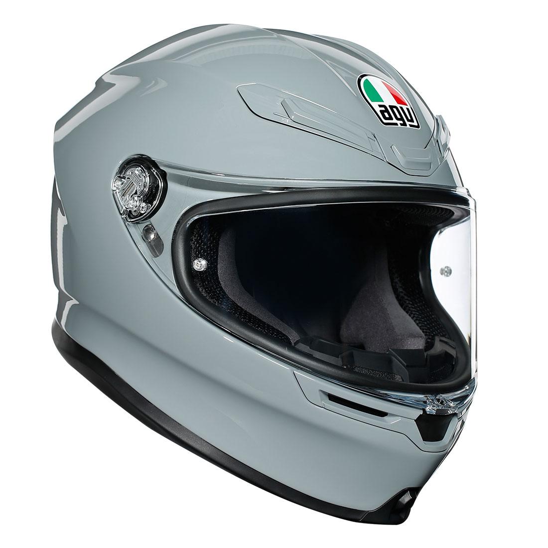 AGV AGVヘルメット K6 004-NARDO GREY