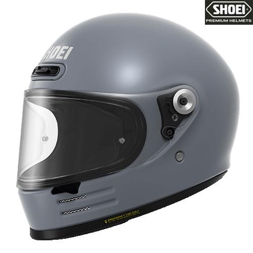 SHOEI ヘルメット Glamster  【グラムスター】 バサルトグレー フルフェイスヘルメット