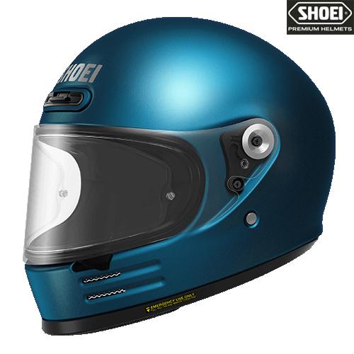 SHOEI ヘルメット Glamster  【グラムスター】 ラグナブルー フルフェイスヘルメット