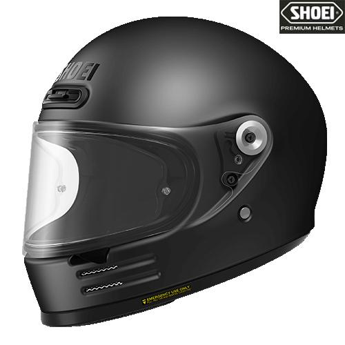 SHOEI ヘルメット Glamster  【グラムスター】 マットブラック フルフェイスヘルメット
