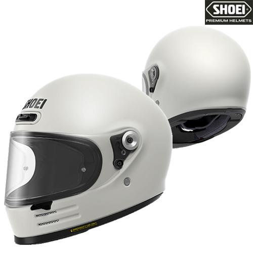 SHOEI ヘルメット Glamster  【グラムスター】 オフホワイト フルフェイスヘルメット