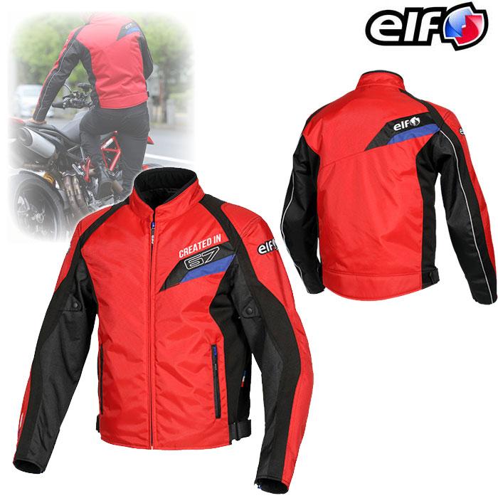 elf EJ-W106 スヴェルトジャケット Red◆全4色◆