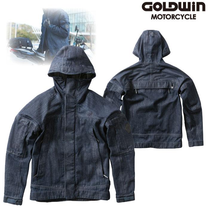 GOLDWIN GSM22051 ゴアテックスデニムジャケット