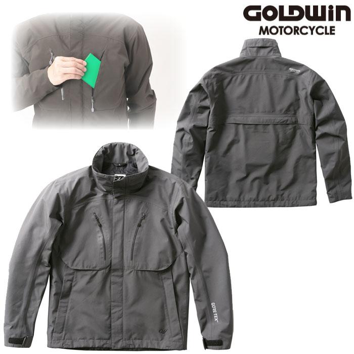 GOLDWIN GSM22901 ゴアテックスマルチクルーザージャケット ガンメタル(GM)◆全4色◆