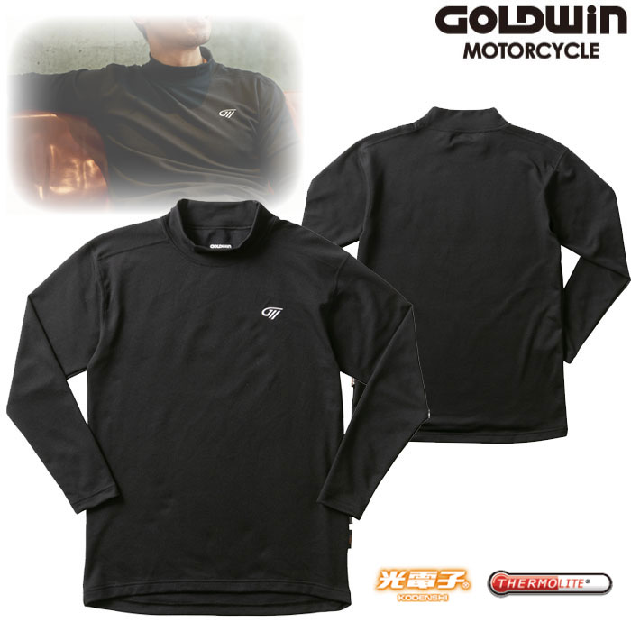 GOLDWIN GSM24057 光電子 スーパーヘビーウエイトハイネック