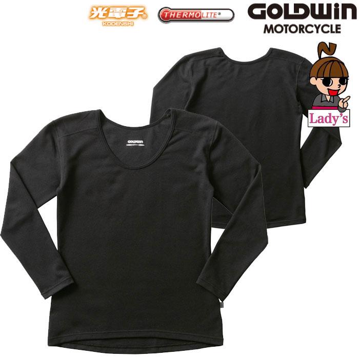 GOLDWIN (レディース)GSM24060 光電子 スーパーヘビーウエイトレディースシャツ
