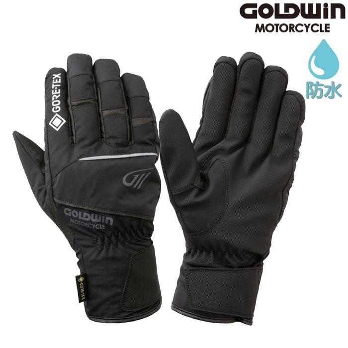 GOLDWIN GSM26015 ゴアテックスレイングローブ ブラック(K)◆全3色◆