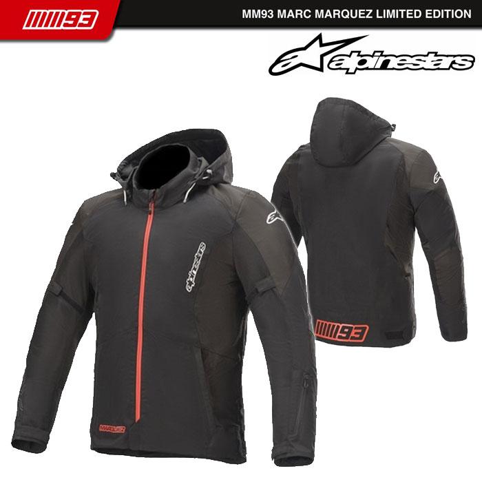 alpinestars BRNO AIR JACKET 10 BLACK◆全2色◆
