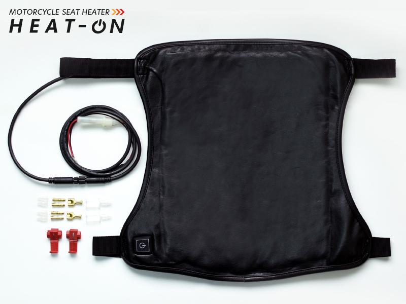 ai-net テオゴニア オートバイ専用シートヒーター『HEAT-ON/ヒートオン』