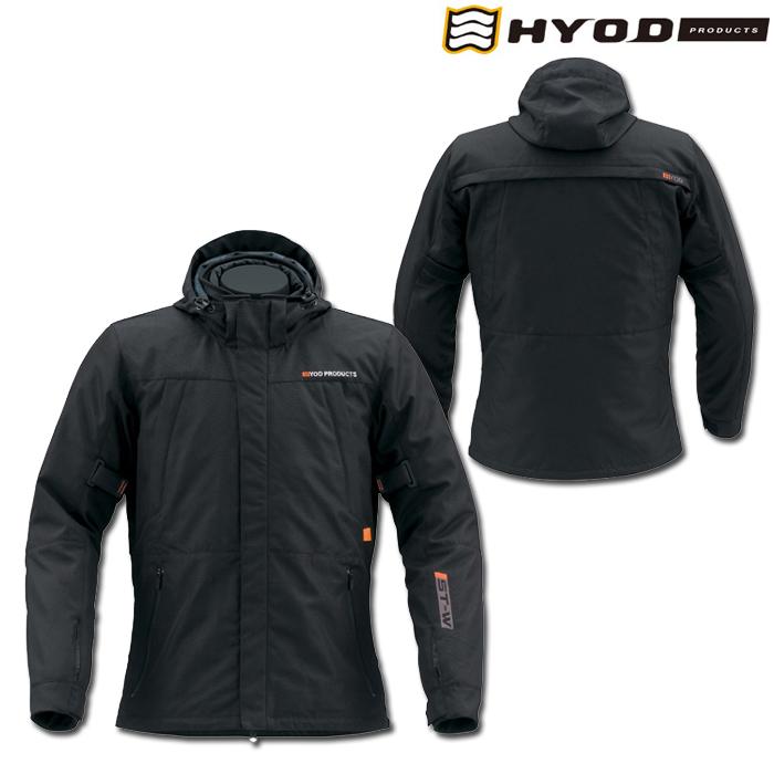 HYOD PRODUCTS STJ541DN ST-W RUNKA D3O PARKA BLACK◆全4色◆