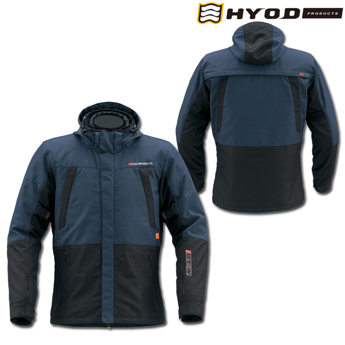 HYOD PRODUCTS STJ541DN ST-W RUNKA D3O PARKA NAVY◆全4色◆