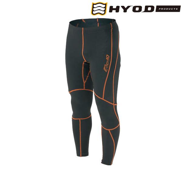 HYOD PRODUCTS HRU503S BOOST WARM UNDER PANTS BLACK/ORANGE◆全2色◆