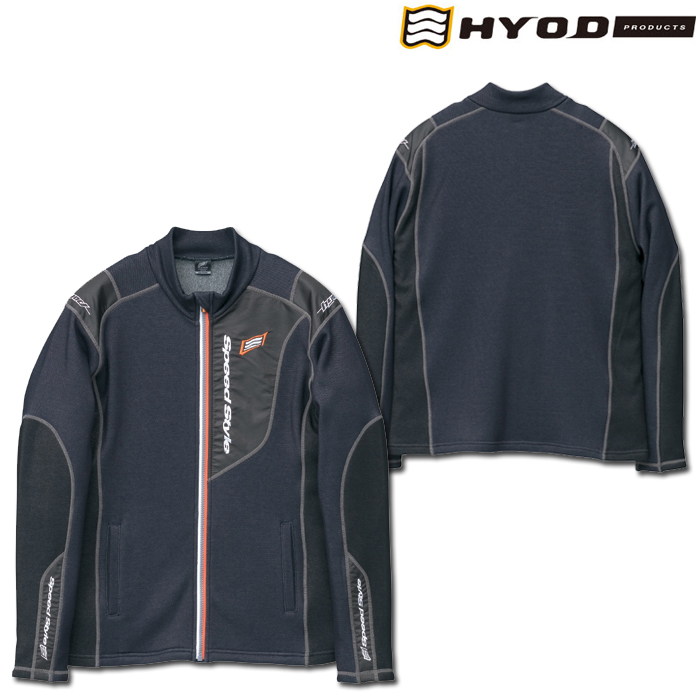 HYOD PRODUCTS STU513S LONG SLEEVE HEAT T-SHIRTS NAVY◆全4色◆