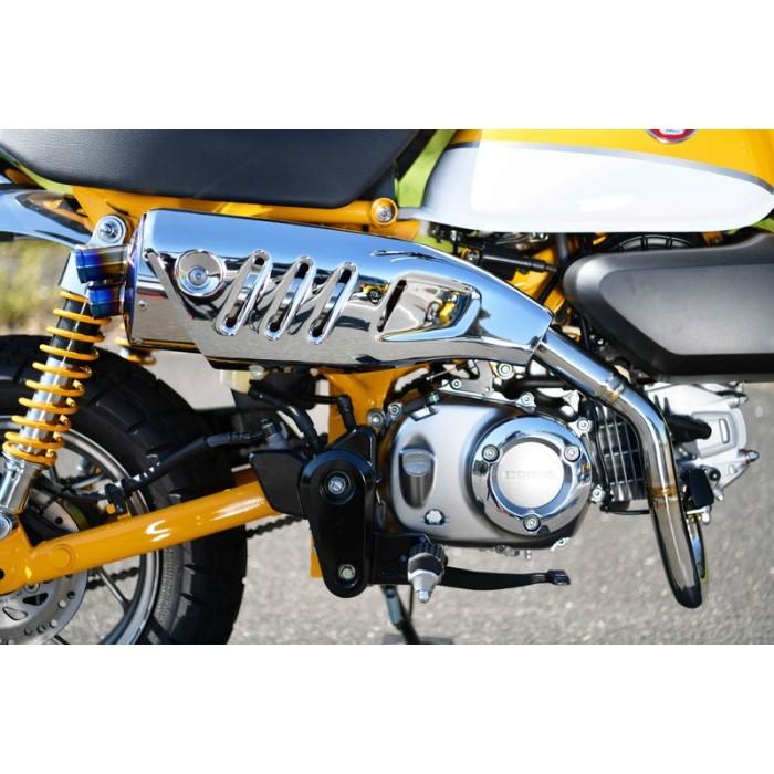 BEAMS POWER OVAL STD-LOOK 政府認証 ホンダ  モンキー125