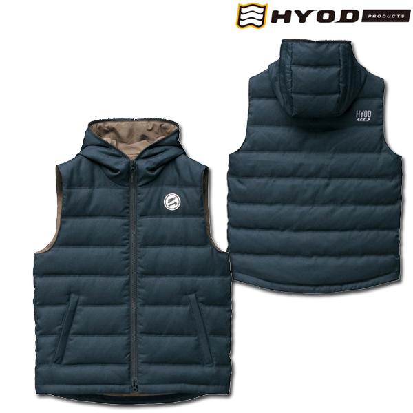 HYOD PRODUCTS OFJ602S HYOD OFFLINE VEST NAVY◆全3色◆