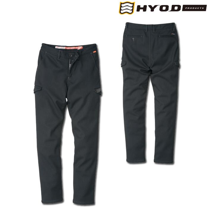 """HYD530DT HYOD D3O STYLISH CARGO PANTS""""WARM LAYERD"""" BLACK◆全3色◆"""