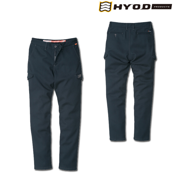 "HYOD PRODUCTS HYD530DT HYOD D3O STYLISH CARGO PANTS""WARM LAYERD"" NAVY◆全3色◆"