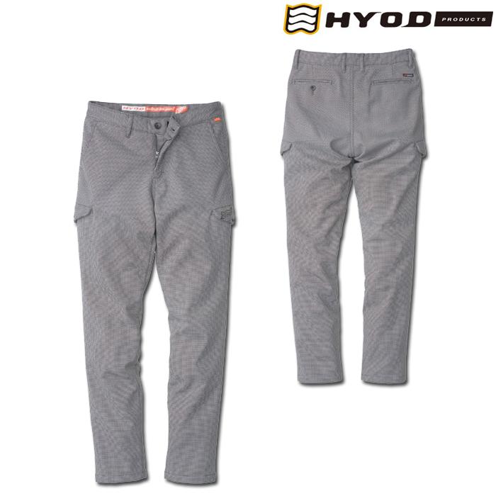 """HYOD PRODUCTS HYD530DT HYOD D3O STYLISH CARGO PANTS""""WARM LAYERD"""" CHIDORI◆全3色◆"""