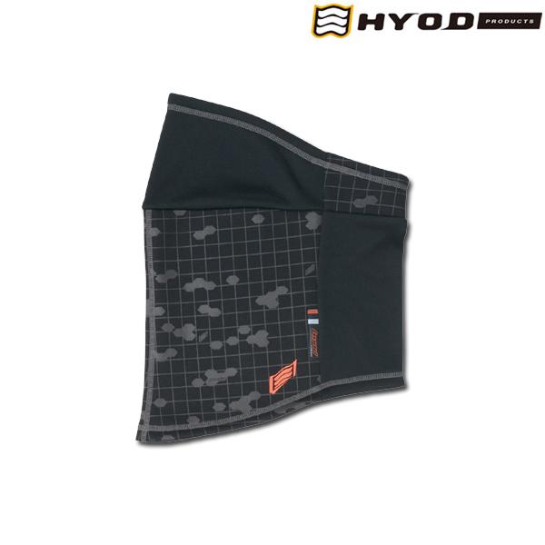 HYOD PRODUCTS STV504 HYOD WIND BLOCK NECK WARMER BLACK GRAPHIC◆全5色◆