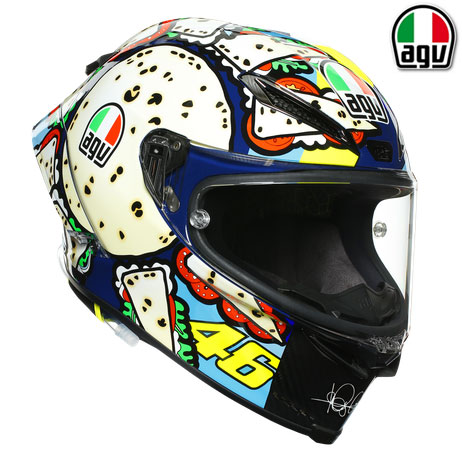 AGV PISTA GP RR 005-MISANO 2019【ピスタ GP RRミサノ2019】フルフェイスヘルメット
