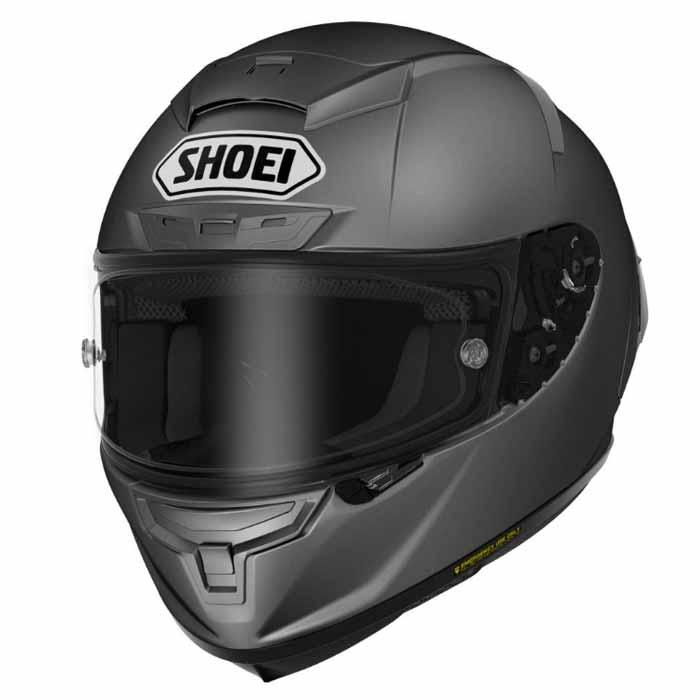 SHOEI ヘルメット X-Fourteen【エックス - フォーティーン】 フルフェイス ヘルメット マットディープグレー