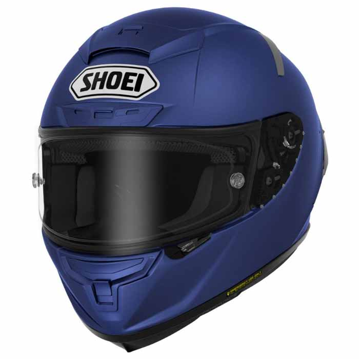 SHOEI ヘルメット X-Fourteen【エックス - フォーティーン】 フルフェイス ヘルメット マットブルーメタリック