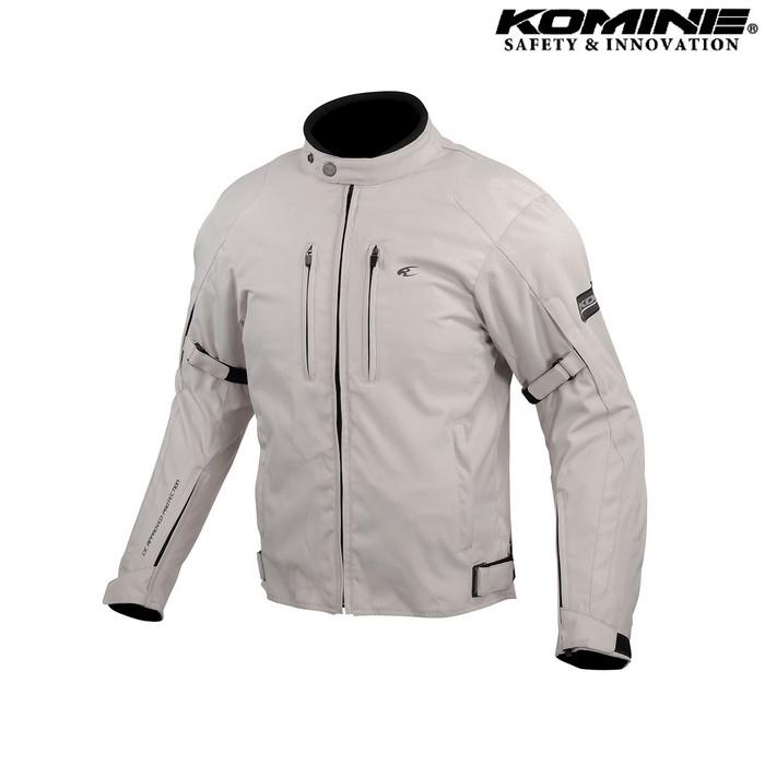 komine JK-603 Protect W-JKT プロテクトウィンタージャケット ライトグレー ◆全5色◆