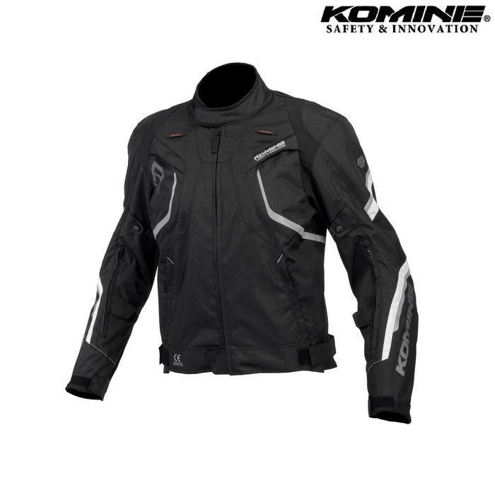 komine JK-606 R-Specシステムジャケット ブラック ◆全4色◆