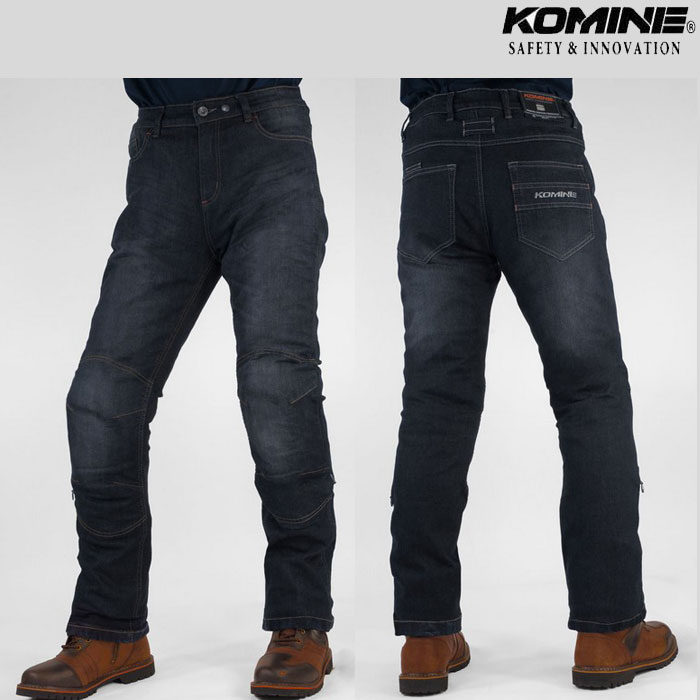 komine WJ-925R ウォームシステムジーンズ Deep Indigo◆全2色◆