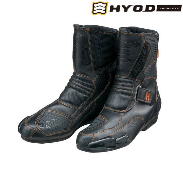 HSF002DN HYOD BOLGA EVO ST-X D3O BLACK/ORANGE STITCH ◆全2色◆