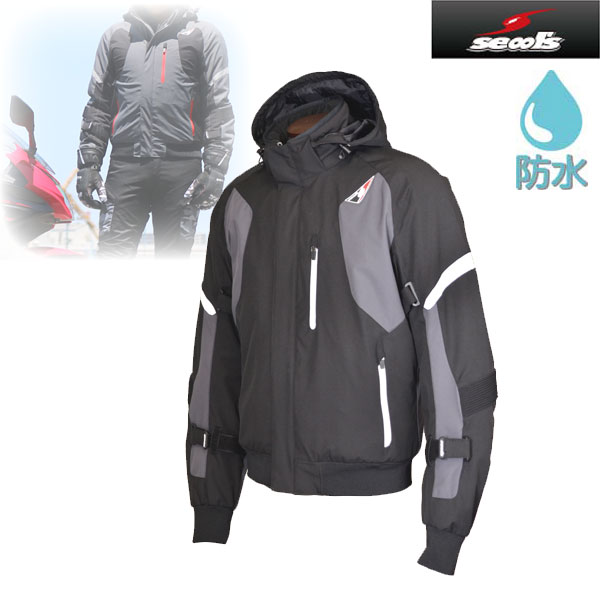 GPカンパニー SLB-142 SPORT PARKA ジャケット ブラック◆全4色◆