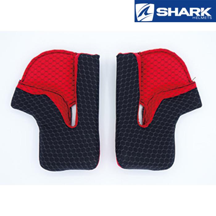 SHARK RACE-R PRO GP FIM 専用 チークパッド