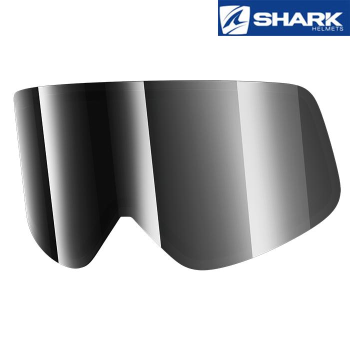 SHARK DRAK【ダラク】用  ミラークローム(NEWシールド)
